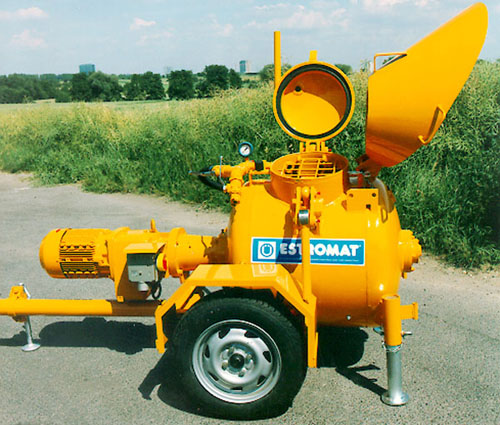 Estromat 260 E-5.5 kW / Естромат 260 Е-5.5 kW