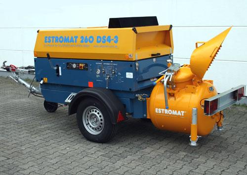 Estromat 260 DS 4-3 /  Естромат 260 DS 4-3